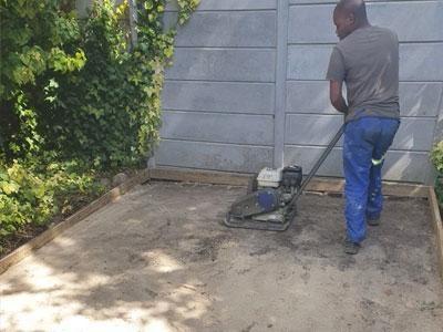 Stellenbosch - Concrete Floors & Screeding